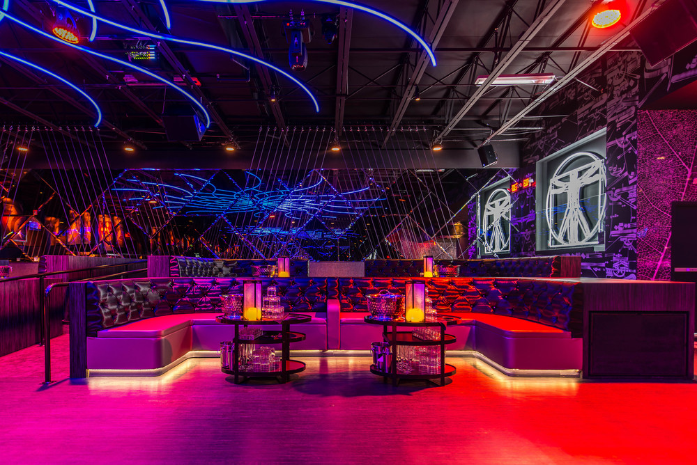 Rockwell Night Club - Miami Beach