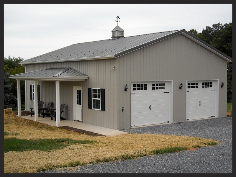 Holler contracting llc Garage barn
