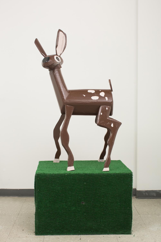 NoNo Deer, Rich Mansfield