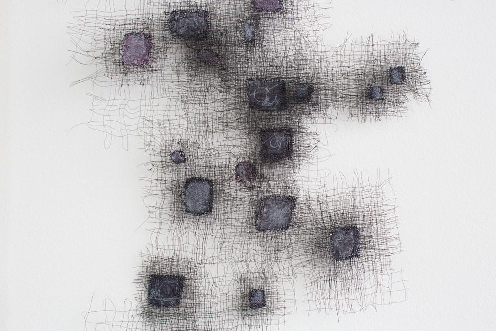 Camille Hawbaker, Installation of Murmurs