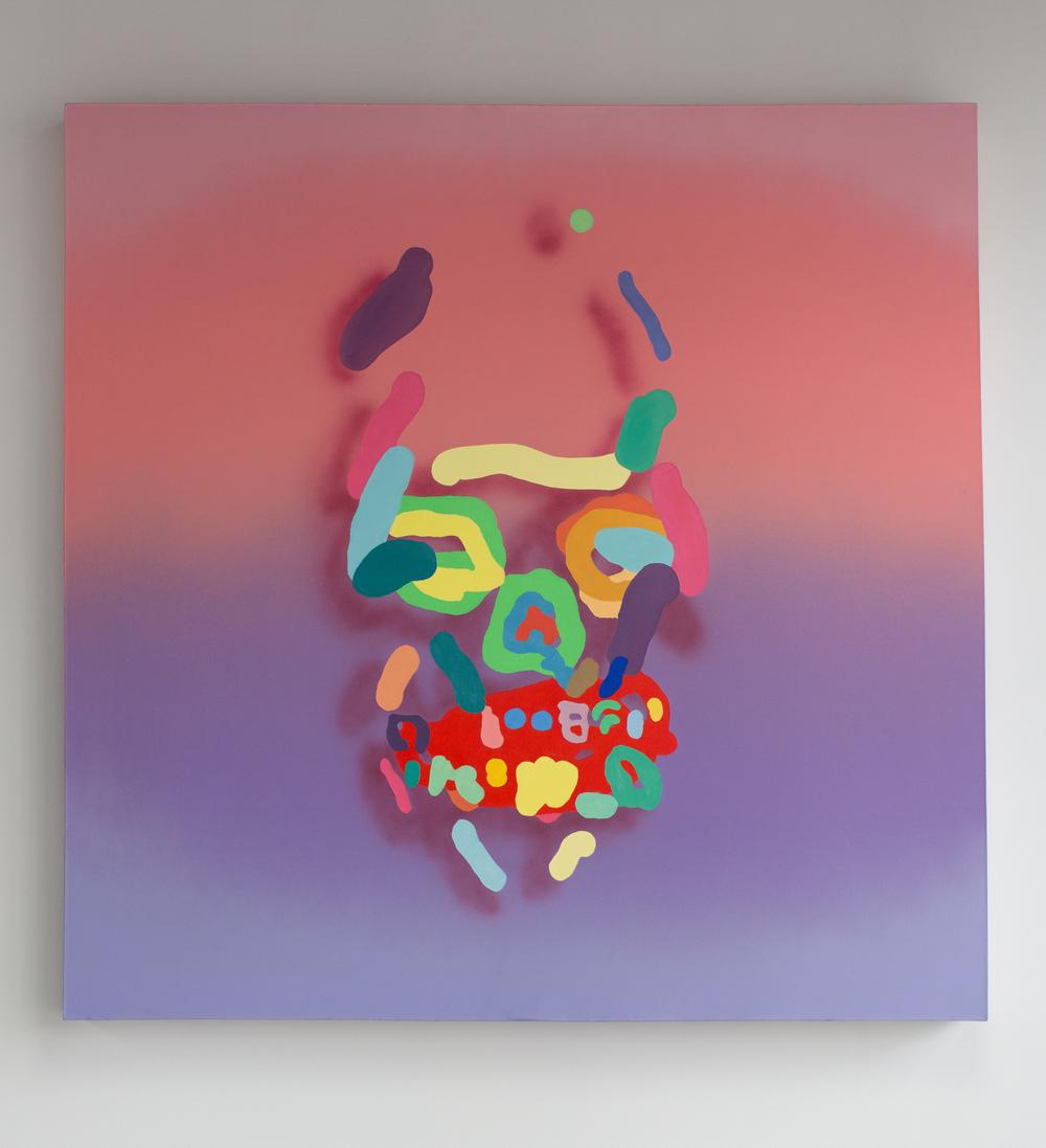 Dan Crane,  Skull.psd