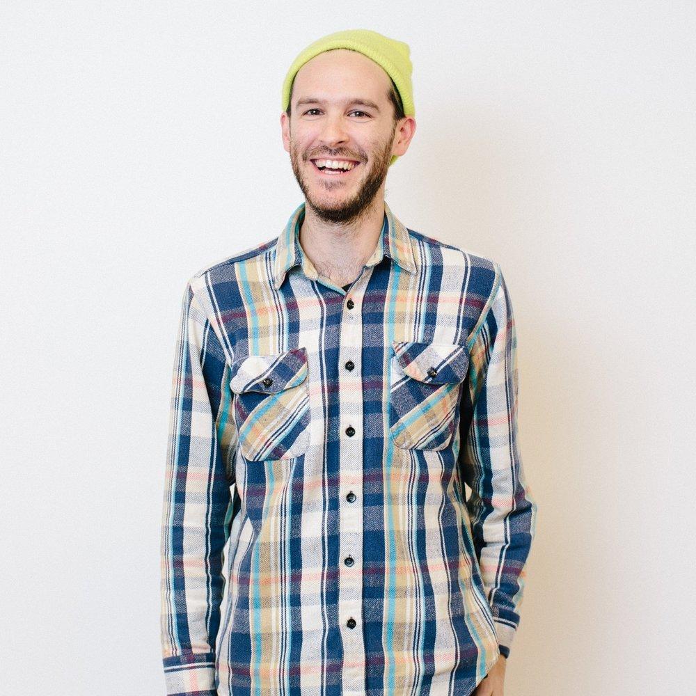Dan Crane | Co-Op Studios Coordinator