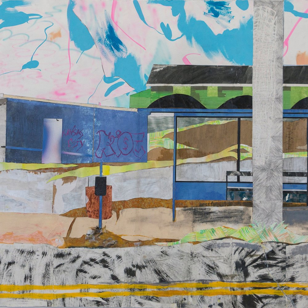 EXHIBITION   Glyneisha Johnson |  The Black Interior    On View: March 21 – May 4