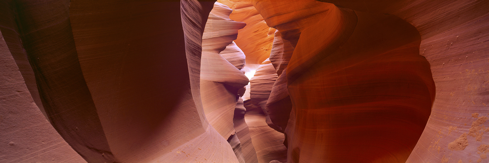 Canyon Walls - Antelope Canyon AZ