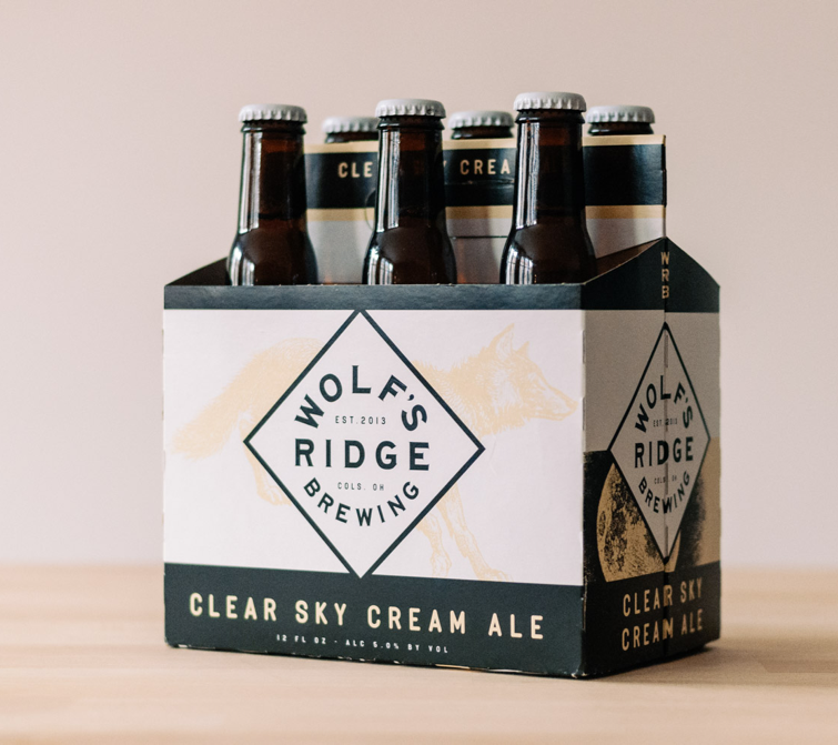 Wolf's Ridge Brewing Clear Sky Cream Ale.png
