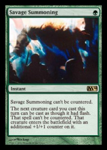 savagesummoning
