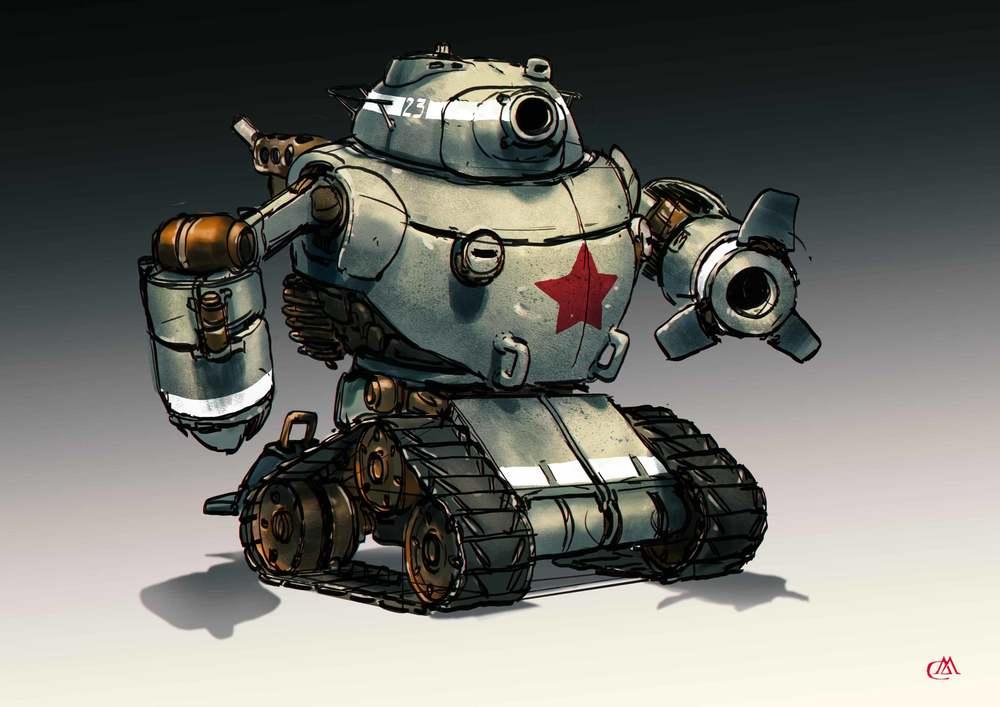 JS-6 Tank