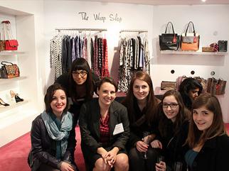 Photos: 2014 Fashion Immersion & Exploration @ DVF