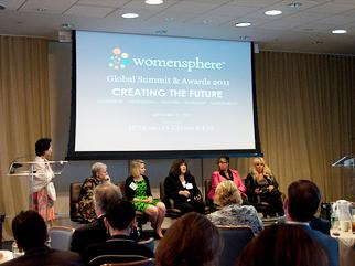 Photos: 2011 Womensphere Global Summit@ JP Morgan Chase