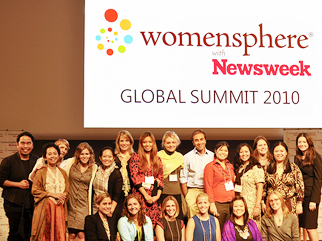 Photos: 2010 Womensphere Global Summit Community Circles & Connections
