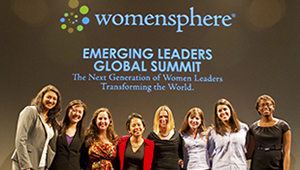 WOMENSPHERE EMERGING LEADERS GLOBAL SUMMIT & AWARDS 2016