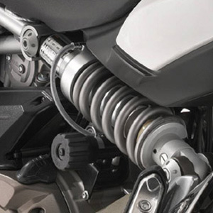 Aprilia Adjustable Rear Shock - 895414