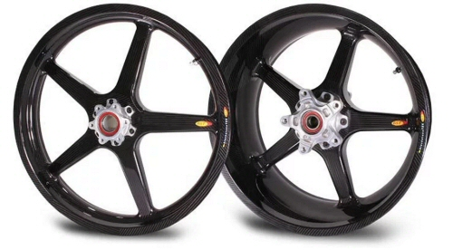 Norton Motorcycles Carbon Fiber Wheel Set