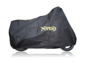 Norton Motorcycle Cover, Indoor