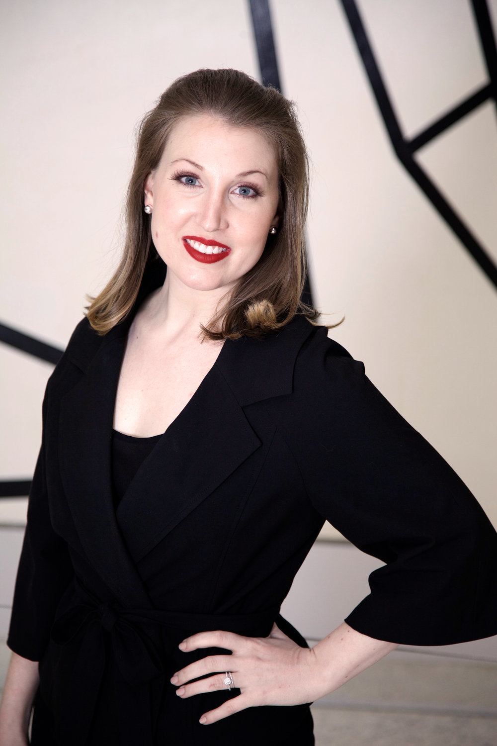 Sarah Clay Lindvall, Director 2012-2017, Founding Member Sarah currently serves as the Director of Arts Education and Community Outreach at the Cobb Energy Performing Arts Centre in Atlanta, GA. Prior to moving to Atlanta in August 2017, Sarah was the Director of Music and Dramatic Arts at the Notre Dame School of Manhattan. Besides directing Sirens of Gotham, Sarah acted as faculty and coach for Sweet Adelines International's Greater NY/NJ Region 15 and taught private voice to students of all ages. Her previous positions as an educator include Elementary Music Instructor at Brooklyn's Beacon School of Excellence – P.S. 172, Early Childhood Music Instructor at TLB Music in Manhattan, and Voice Instructor for PLAY Music and Arts Studio. She also has extensive performance experience in Opera, Musical Theatre, and Choral Music. Before residing in New York City, Sarah was a featured performer at The Walt Disney World Resort in Orlando, Florida. Sarah received a Master of Music degree in Vocal Performance from New York University, and, prior to her graduate studies, received a Bachelor of Music degree in Music Education from Georgia Southern University. She now lives in Midtown, Atlanta with her husband, Brian Lindvall, and their adorable cat, Binx.