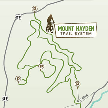 Mount Hayden Trail System