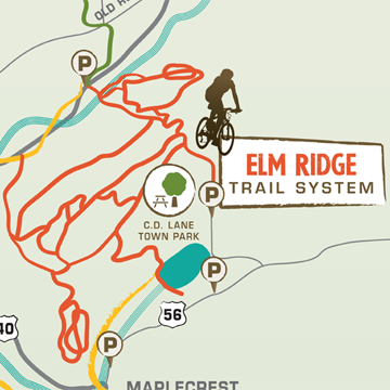 Elm Ridge Trail System