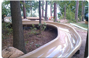 Commercial Water Slides For Lakes  Water Slide Photos — fixmyslide com