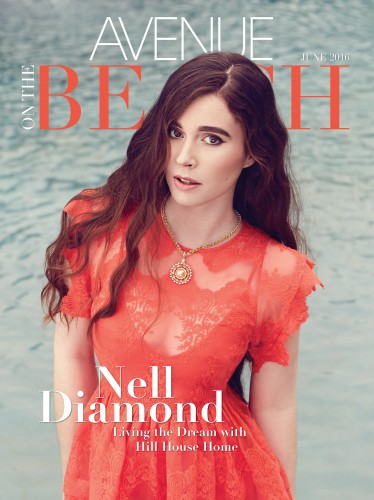 "COVER Avenue Insider June 2016 | Sweet Dreams: Nell Diamond Redefines The Term ""It Girl""  Photographed by Georgia Nerheim."