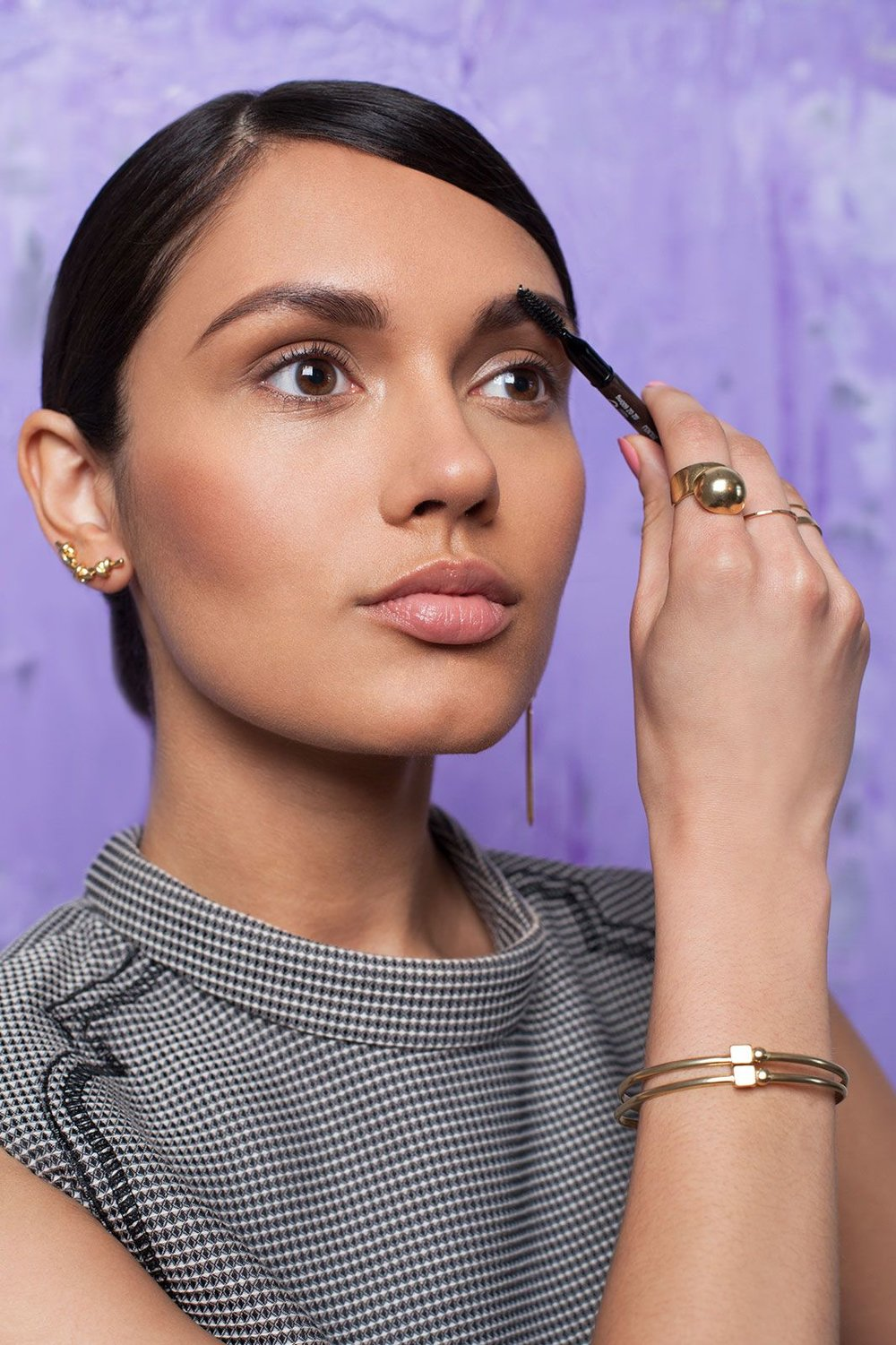 Refinery 29 x Maybelline. Spring Beauty Trends You'll See Everywhere | Photographed by Brianne Wills.