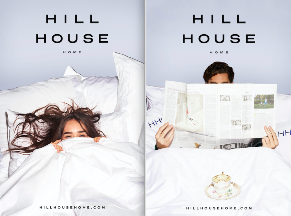 Hill House Home Ad Campaign