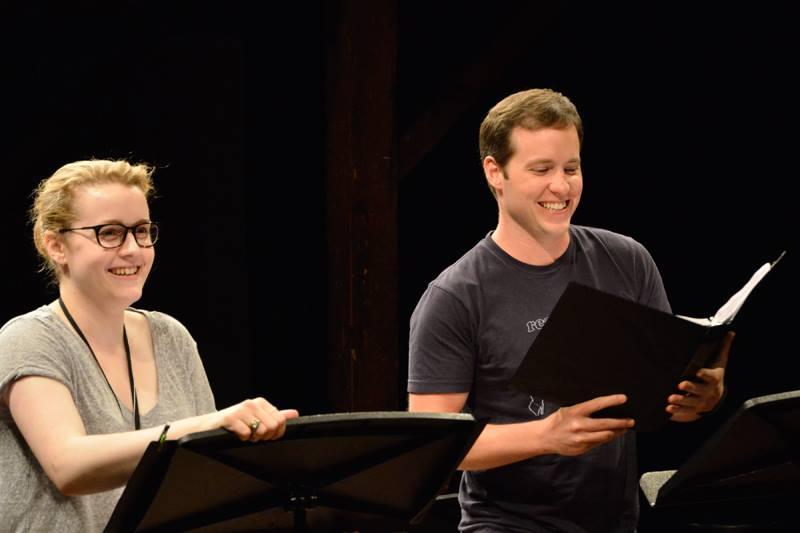O'Neill Rehearsal July 2014