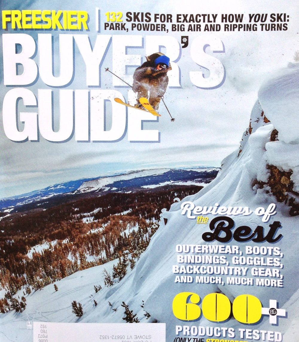 freeskier magazine 2013 buyer s guide carla von trapp hunter rh carlavontrapphunter com Car Buyers Guide Real Estate Buyers Guide