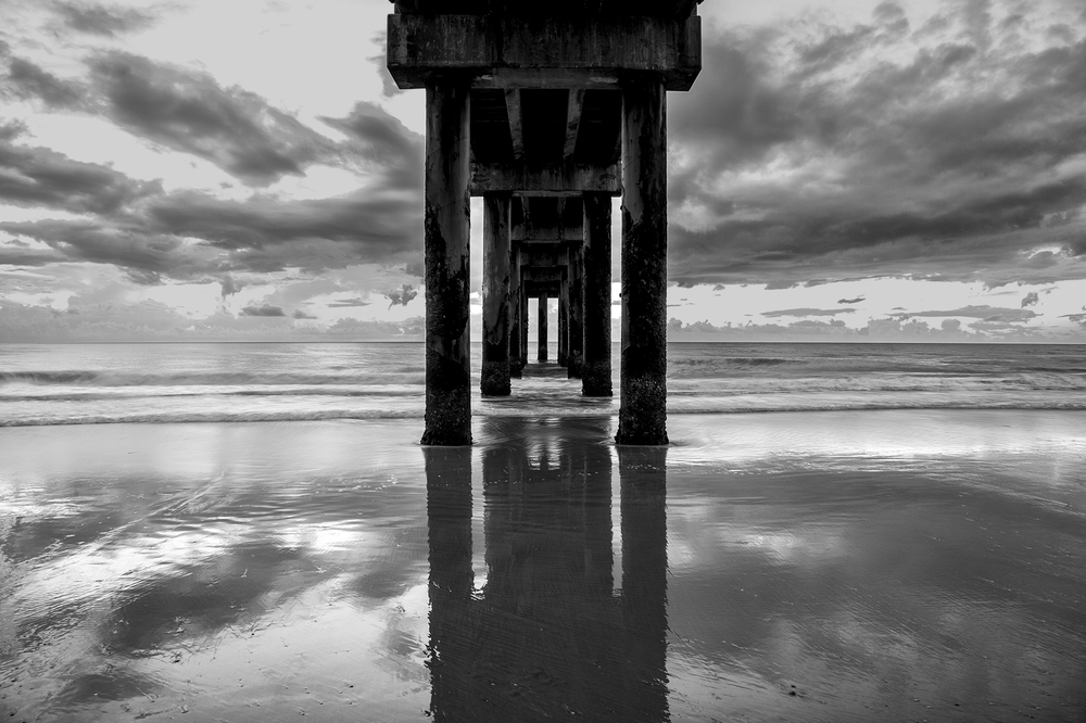 St augustine pier surise 239 image supply for St augustine fishing pier