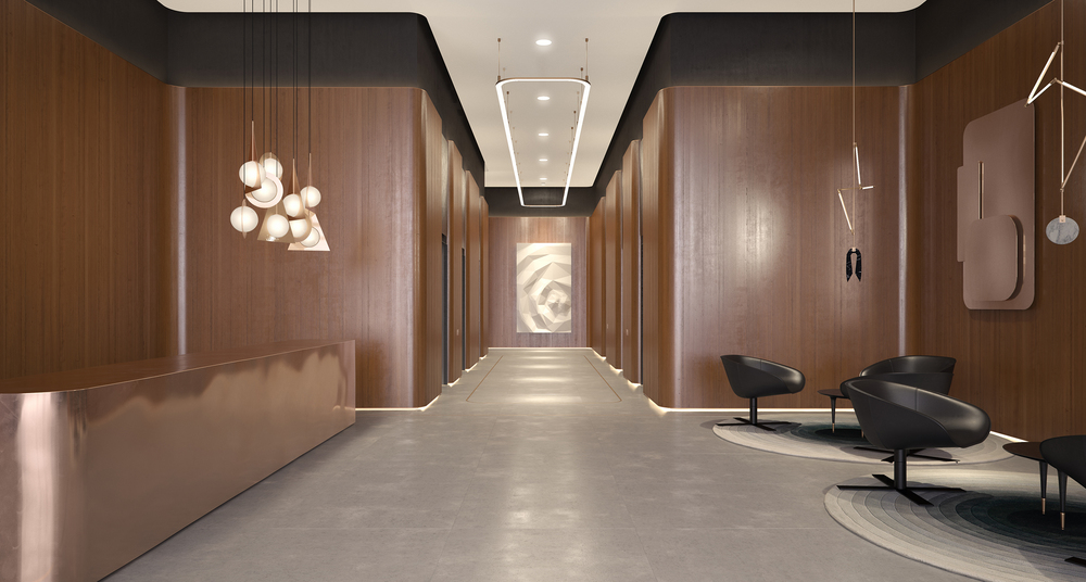 DESIGN DEVELOPMENT | LOBBY INTERIOR