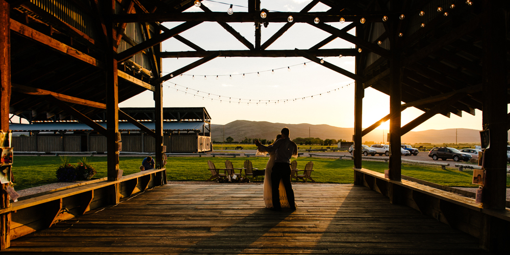 HEATHER +MIKE'S HIGH STAR RANCH WEDDING