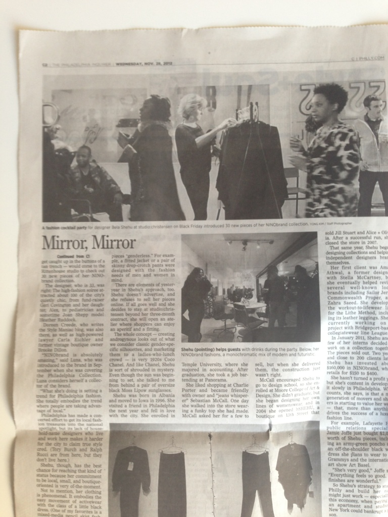 PRESS Philadelphia Inquirer