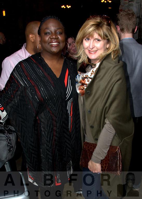 PRESS Ubahn LeAnne Lindsay with Doreen Creede STYLE MANIAC photo Al B For