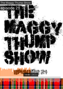 LISTEN UP! Doreen Creede featured on The Maggy Thump Show