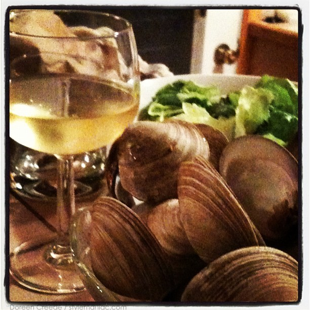 3+EAT+Clams+Chardonnay+Salad+photo+by+Doreen+Creede+Style+Maniac+-+watermark.jpg