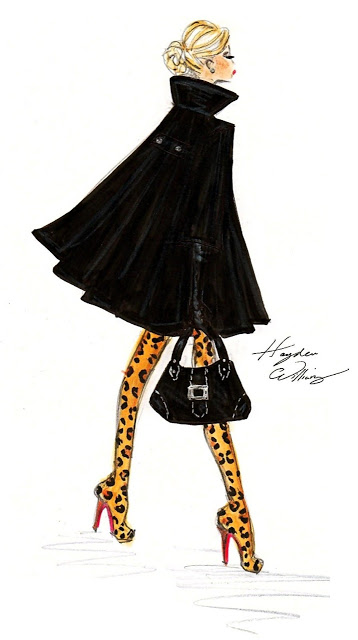 2+DRESS+That+Girl+in+a+Black+Cape+and+Leopard+Legs+illustration+by+Hayden+Williams+via+tumblr.jpg