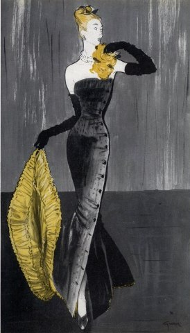 DRESS+ART+FASHION+black+and+gold+dress+evening+gown+by+Jean+Patou+illustrated+by+Rene+Gruau+via+hprints.jpg