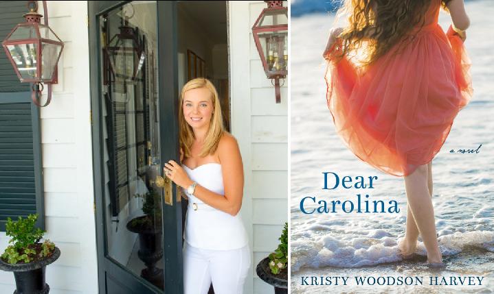 kristy woodson harvey author dear-carolina at home