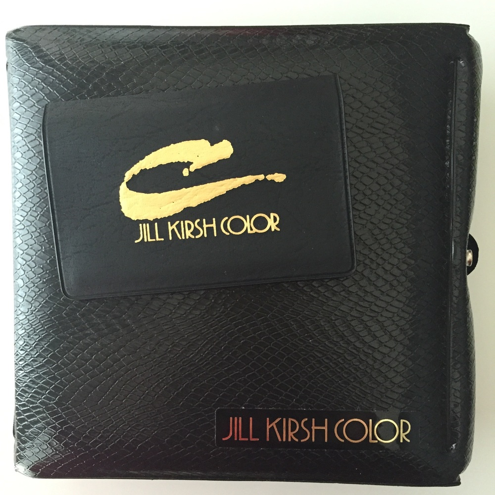 The Jill Kirsh Color system makeup portfolio. Click post title to see banner photo and all the goodies inside.