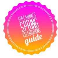 spring celebrations guide entertaining tips from style maniac