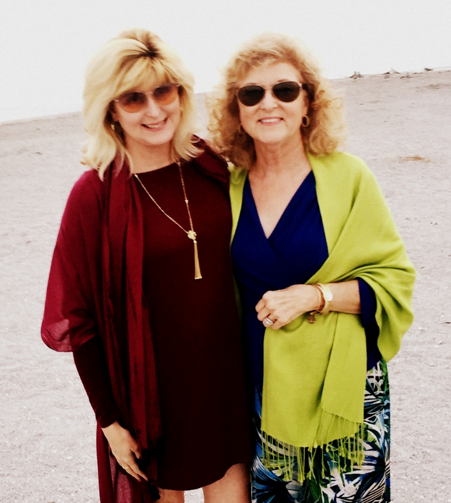 doreen creede and mom lorraine happy mothers day