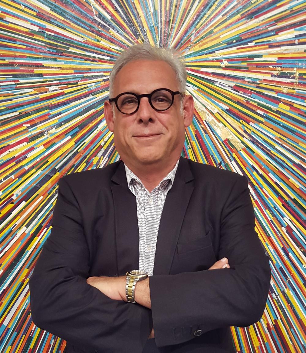 Design legend Anthony Baraata