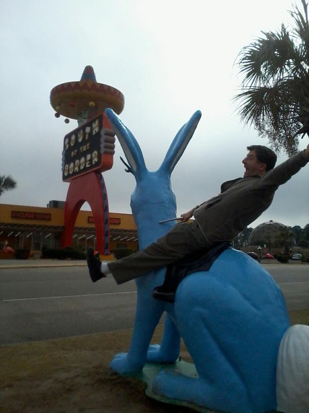 Jackalope, South of the Border, 2013