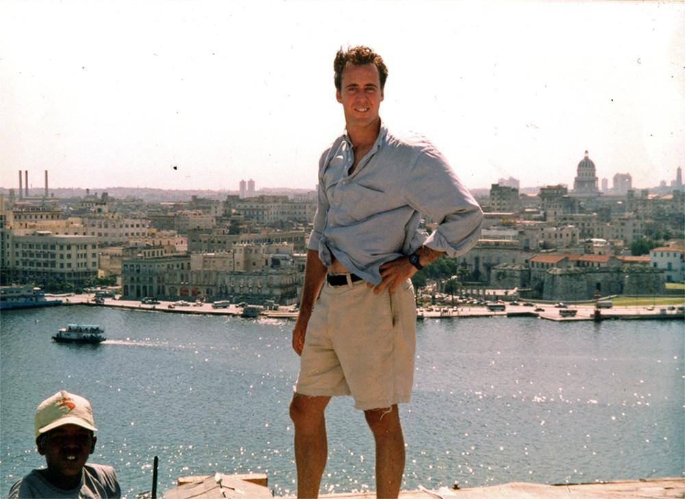 Havana, Cuba, 97'