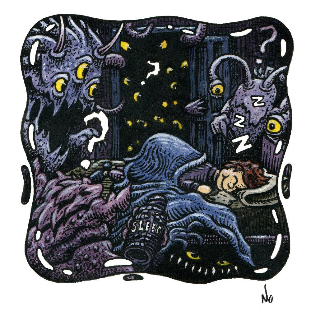 The Magic Buzz - Sleep
