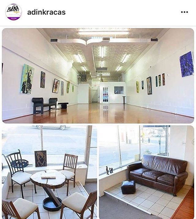 Looking for a venue to host your next special event? In Mount Rainier, you can find affordable, creative space to fit your needs at @recreativespaces + @joesmovement + @adinkracas - check them out today and start creating! #eventspace #spacerentals #eventvenues #culturalspace #locallyowned #supportlocal #princegeorgescounty #mountrainiermd