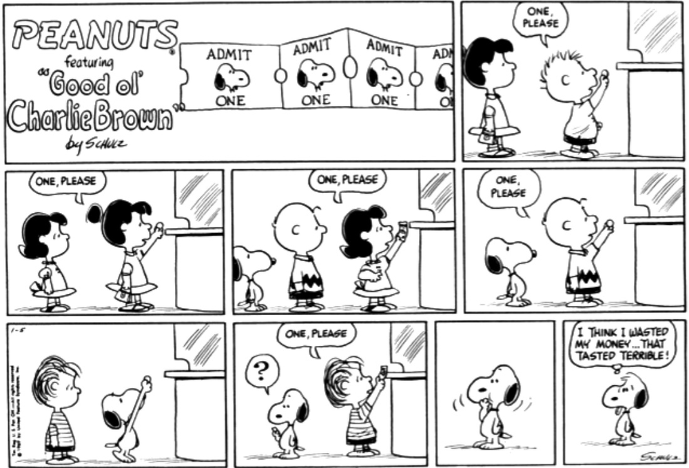 Happy new year from urentguide with help from snoopy