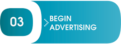 Begin Advertising: