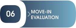 Move-in Evaluation and Inspection