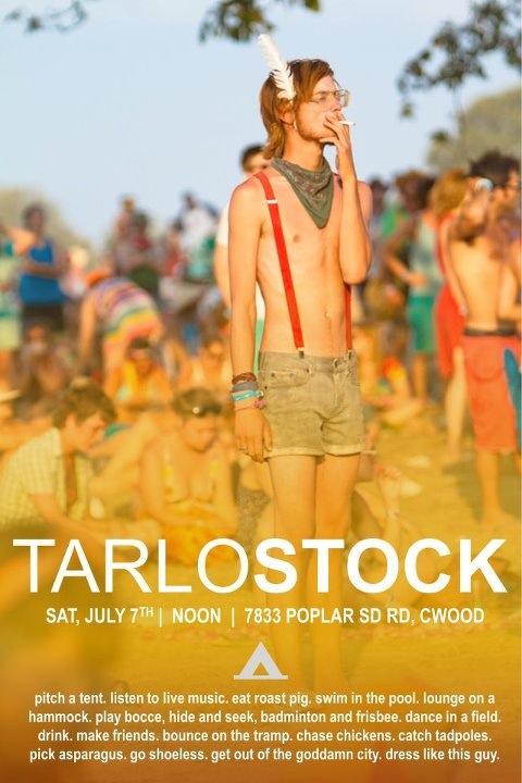 tarlostock poster