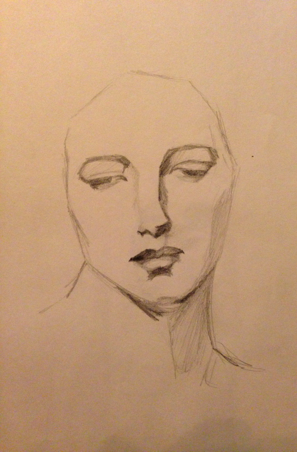 Portrait Study No. 1